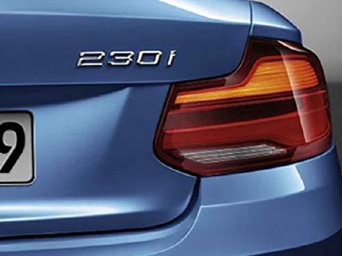 Original BMW Nachrüstsatz LCI Facelift Heckleuchten Rückleuchten für 2er F22 / F23 / F87 vor 07/17
