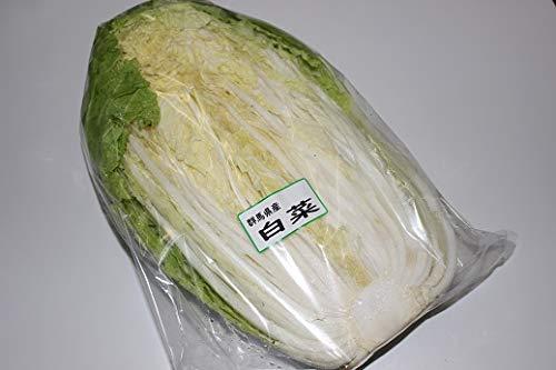 【ムソーの安心野菜】白菜1/2カット 1/2カット 減農薬 冷蔵