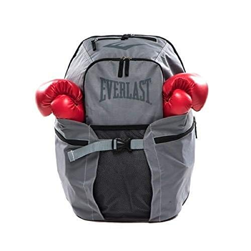 Everlast Laptop., Unisex-Erwachsene, Contender Sport-Rucksack, Contender Sport Backpack, grau, Each