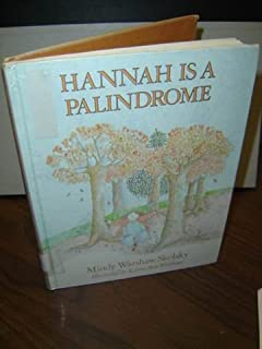 Hannah Is a Palindrome