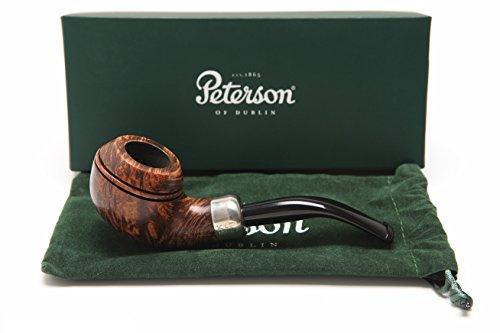 Peterson Irishmade Army 999 Tobacco Pipe - Fishtail