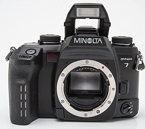 Minolta Dynax 7 Body Gehäuse SLR Kamera Spiegelreflexkamera