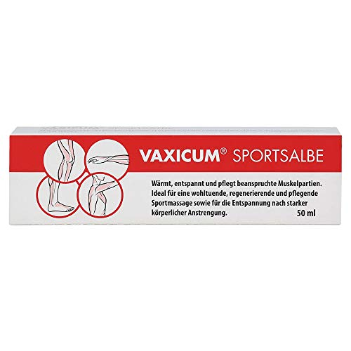Vaxicum Sportsalbe, 50 ml