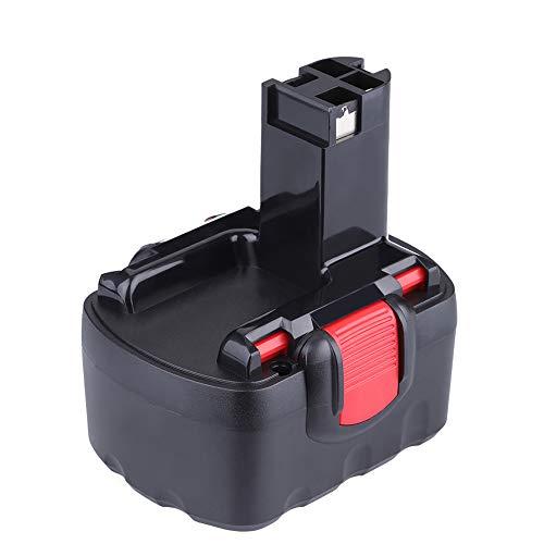 Boetpcr BAT038 14.4V 3000mAh Ni-MH Ni-MH pacchi Batterie di ricambio Compatibile per Bosch BAT038 BAT040 BAT041 BAT140 BAT159 BAT048 BAT100 BAT119
