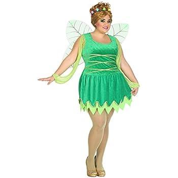 Atosa-39551 Disfraz Hada, Color Verde, XL (39551): Amazon.es ...