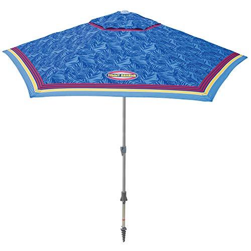 Tommy Bahama Market Umbrella - Blue, 7