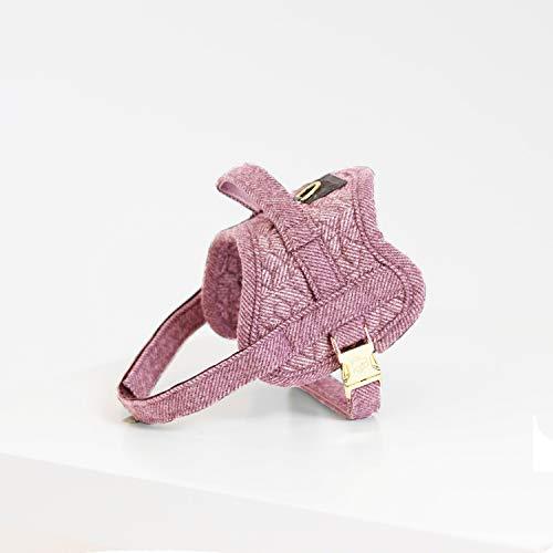 Kentucky Dogwear Arnés para perros Body Safe, talla: L, color: rosa