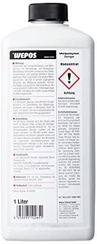 Wepos 2000102651 Whirlpoolsystem Reiniger 1 Liter - 3