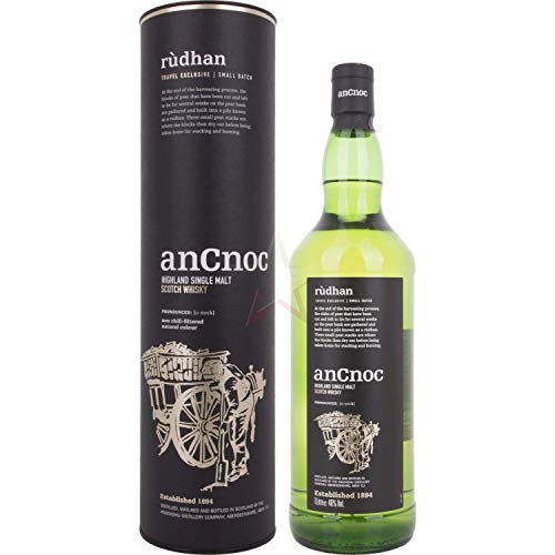 AnCnoc Whisky (1 x 1 l)