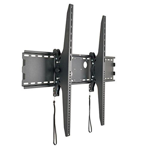 "Tilt Wall Mount for 60"" to 100"" TVs, Monitors, Flat Screens, LED, Plasma or LCD Displays () Black - Tripp Lite DWT60100XX"