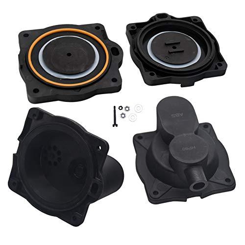 Cicony Reparatur-Set für Luftpumpen-Membrane für Hiblow Hp-80 HP-60 Membranen