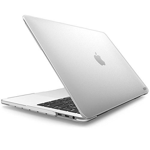 i-Blason Cover MacBook PRO 15', Custodia Sottile e Leggera Clear Case per MacBook PRO 15' 2019 2018 2017 2016 con o Senza Touch Bar/Touch ID, 100% Trasparente
