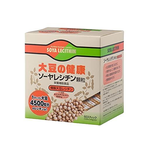 京都薬品ヘルスケア ソーヤレシチン顆粒 60スティック