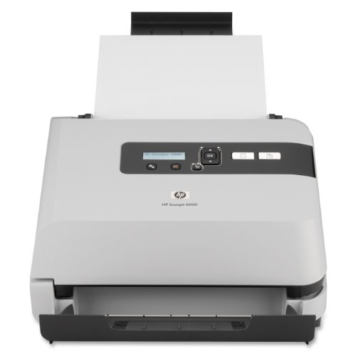 Best Prices! HP Scanjet L2715A#BGJ 5000 Sheet-Feed Scanner