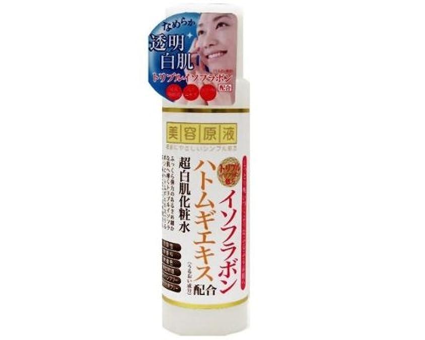 コーンウォールマーカーハンディキャップ美容原液 イソフラボンとハトムギの化粧水
