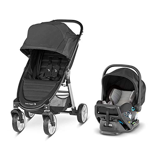 Baby Jogger City Mini 2 4,Wheel Travel System, Jet
