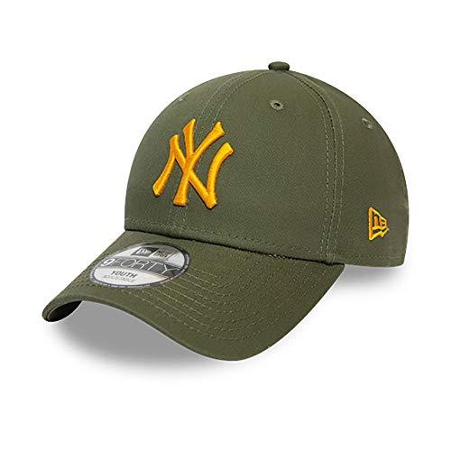 New Era 9Forty Kinder Cap - New York Yankees Oliv - Youth