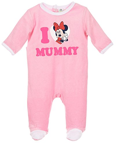 Pyjama bébé fille Minnie 'I love Mummy' Rose de 3 à 23mois (23 mois)
