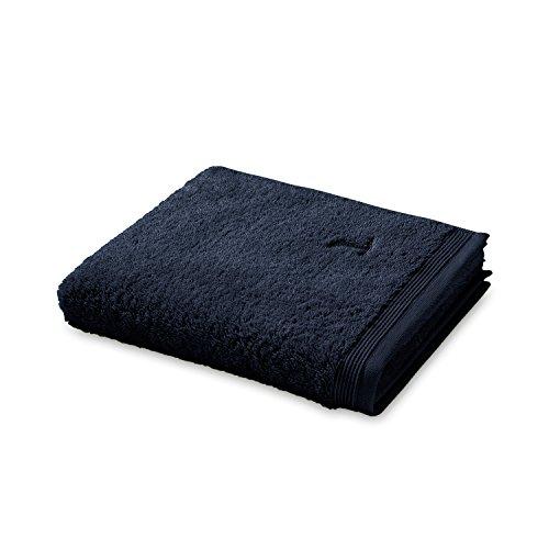 möve Superwuschel Handtuch 50 x 100 cm aus 100% Baumwolle, dark grey