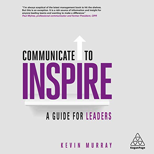 Communicate to Inspire cover art