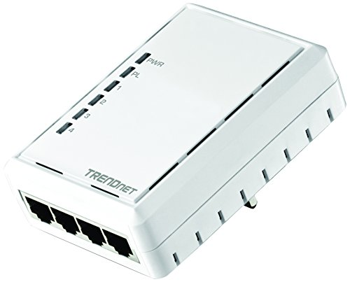 Trendnet, Powerline AV ethernetadapter, 500 Mbps