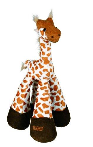 Trixie 35765 Giraffe, langbeinig, Plüsch, 33 cm