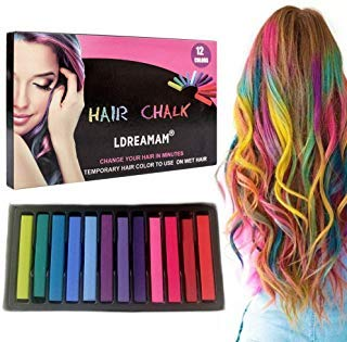 Hair Chalk Hair Chalk Pens Temporary Hai Buy Online In Burkina Faso At Desertcart