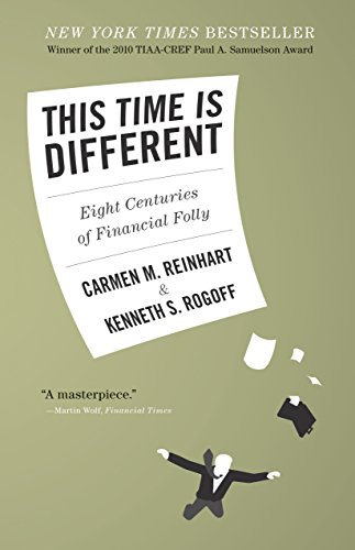 This Time Is Different: Eight Centuries of Financial Folly (English Edition)