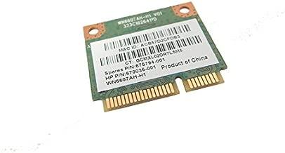 HP Atheros AR5B125 80211 BGN WLAN 675794-001
