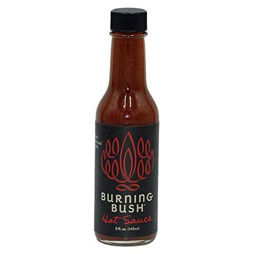 burning bush hot sauce - 9