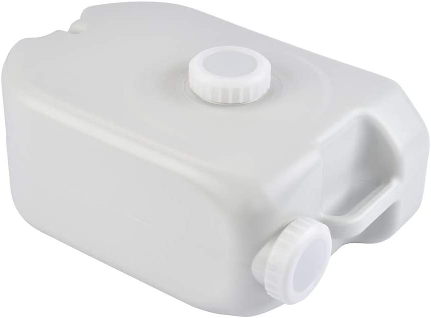 Yescom 24L Sales Portable Water Tank Container for HDPE Cheap mail order shopping Storage