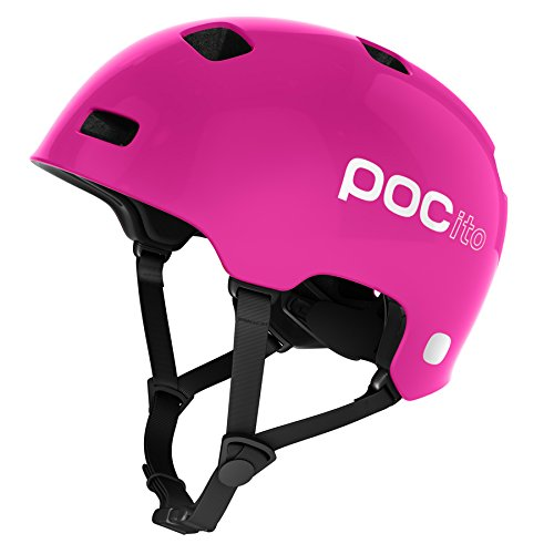 POC POCito Crane Uni Helm, Fluorescent Pink, XS-S (51-54cm)