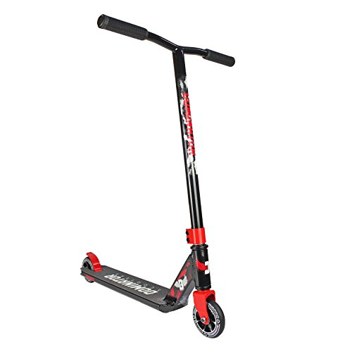 Dominator Trooper Pro Scooter (Black)