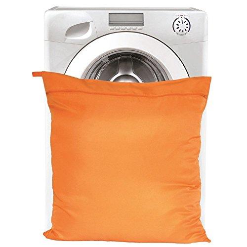 Moorland Rider Reiter Petwear Wash-Bag - Jumbo Orange - Orange Clear, Unisex, EQT0033
