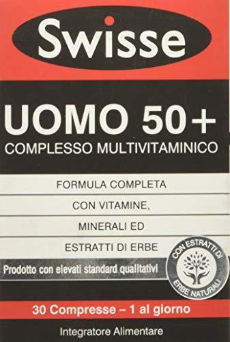 Swisse Multivitaminico Uomo 50+ - 30 Compresse