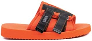 PALM ANGELS Men's PMIA030S193420071810 Orange Polyester Sandals