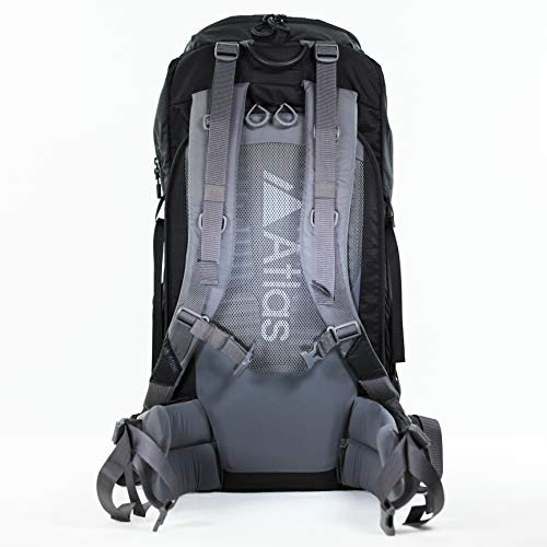 Atlas Athlete Camera Pack (Medium/Black) - Award Winning Camera Backpacks