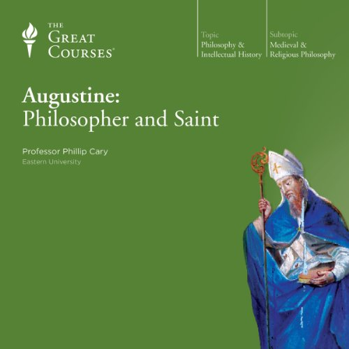 Augustine: Philosopher and Saint cover art