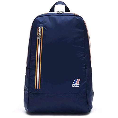 Zaino K-way K-pocket piccolo navy
