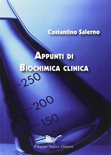 Appunti di biochimica clinica