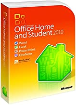 Microsoft Office Home and Student 2010, DVD, 3 PC, non-commercial, EN - Suites de programas (DVD, 3 PC, non-commercial, EN, ENG, Caja, DVD, 500 MHz, PC, Windows 7, Windows Vista (SP1), Windows XP (SP3) (32-bit), Windows Server 2008, Windows Server 2003)
