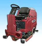 Minuteman SCV2832 32' Ride-On Auto Scrubber Battery Operated Choice of Cylindrical Or Rotary Traction Drive (Cylindrical)