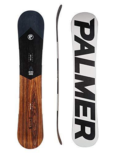 Palmer Herren Burn Snowboard, Multicolor, 160