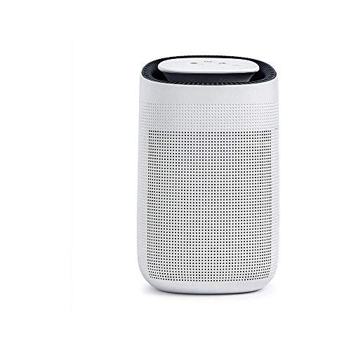 Best Buy! DWLXSH Air Purifier for Home Stage Washable Particle Carbon Filter Captures Allergens Viru...