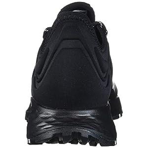 New Balance Women's Fresh Foam Roav Trail V1 Sneaker, Black/White, 8.5 W US