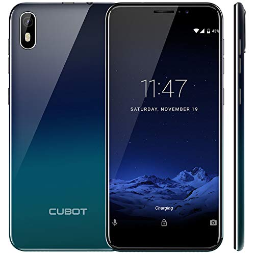 CUBOT J5 (2019) Android 9.0 Dual SIM Smartphone ohne Vertrag, 5.5