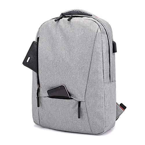 LORICS Laptop Rucksack, Jungen Schulrucksack Herren und Damen Daypack 15,6 Zoll, Leichtgewicht wasserdichte 30L