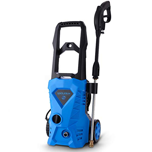 WHOLESUN 3000 PSI Electric Pressure Washer 1.8GPM Now $109 (Was $220)