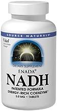 Source Naturals NADH 5mg, 30 Tablets