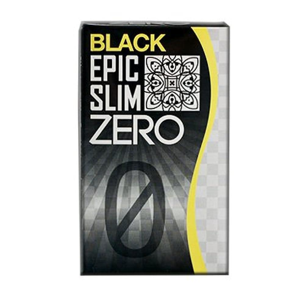 含意強調陽気なブラック エピックスリム ゼロ ブラック Epic Slim ZERO BLACK